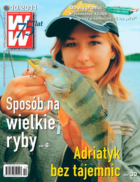 Tekst i zdjęcia Leon Grubsic Institute of Oceanography and Fisheries, Split Współpraca i tłumaczenie Artur Niemczyk biuro@adriatykfishing.pl - okladka10-11